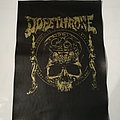 Dopethrone Faux Leather Backpatch
