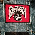 "Pantera ""Power Metal Panther"" Patch"