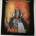 "Mastodon - Patch - Mastodon ""Emperor Of The Sand"" Backpatch"