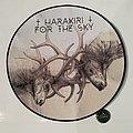 "Harakiri For The Sky - Patch - Harakiri For The Sky ""III-Trauma"" Backpatch woven"