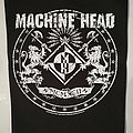 "Machine Head ""Crest"" Backpatch 2015"