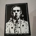 """The Great Old Ones - Patch - The Great Odl Ones """"H. P. Lovecraft"""" Patch"""
