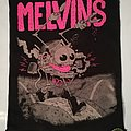 The Melvins Backpatch DIY