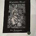 "Machine Head - Patch - Machine Head ""The Blackening"" Backpatch"
