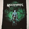 "Nevermore ""Spotlight Green"" Backpatch"
