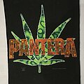 "Pantera - Patch - Pantera ""Weed"" Backpatch"