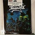 "King Diamond - Patch - King Diamond ""Abigail"" Backpatch"