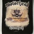 """Motörhead - Patch - Motörhead """"Aftershock"""" Backpatch"""