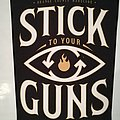 "Stick To Your Guns ""Orange County Hardcore"" Backpatch"