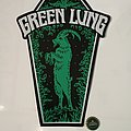 Green Lung - Patch - Green Lung Backpatch woven
