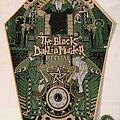 "The Black Dahlia Murder - Patch - The Black Dahlia Murder ""Ritual"" woven Backpatch"