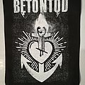 "Betontod ""Revolution"" Backpatch"
