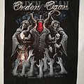 "Orden Ogan ""Deaf Among the Blind"" Backpatch"