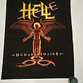 "Hell ""Human Remains"" Backpatch"