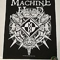 "Machine Head ""Lion Crest"" Backpatch"
