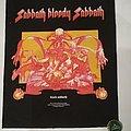 "Black Sabbath ""Sabbath Bloody Sabbath"" Backpatch"