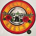 "Guns N' Roses ""Logo Circle"" Backpatch"