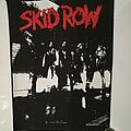 Skid Row - Patch - Skid Row Backpatch