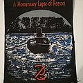 """Pink Floyd - Patch - Pink Floyd """" A Momentary Lapse of Reason"""" Backpatch"""