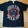 "Walls Of Jericho - TShirt or Longsleeve - Walls of Jericho ""Diamonds Skull"" T-Shirt"