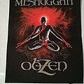 """Meshuggah - Patch - Meshuggah """"ObZen"""" Backpatch"""
