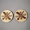 "In Extremo ""Quid Pro Quo"" Wooden Beer Coaster Other Collectable"
