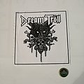 "Dream Tröll ""Metal Wolf"" mini Backpatch"