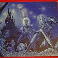 Iron Maiden 1985 christmas card Other Collectable