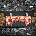 Gruesome - Patch - Gruesome patch