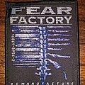 Fear Factory - Patch - Fear factory patch