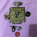 Integrity, Converge, Earth Crisis, Young And In The Way, The Banner Pin / Badge