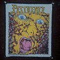 Pestilence - Consuming Impulse Official Woven Patch