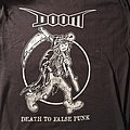 Tour Doom t-shirt