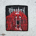 Morgoth Resserection Absurd Woven Patch WANTED