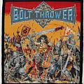 Bolt Thrower - Pin / Badge - Bolt Thrower Warmaster