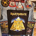 Iron Maiden - Battle Jacket - Iron Maiden tribute on the back, no theme on the front.