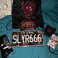 Slayer: Final Tour 2019 VIP Package  Other Collectable