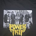 Power Trip: 10th Anniversary/North American Tour 2018 *w/members on the front* Bootleg T-Shirt