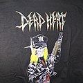Dead Heat: *exclusive* Certain Death 2019 Album T-Shirt