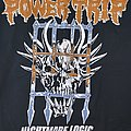 Power Trip: Nightmare Logic Alternative Orange 2018 tour design T-Shirt