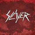 Slayer: *rare* World Painted Blood 2009 (all-red) promotional t-shirt