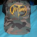 Obituary - Other Collectable - Obituary: 2019 Camo Hat