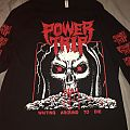 Power Trip: Waiting Around To Die 2018 Tour Longsleeve