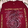 Trapped Under Ice: *rare* Secrets Of The World Album Art Longsleeve  TShirt or Longsleeve