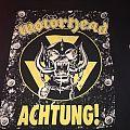 Motörhead: *Rare* Limited Edition Achtung! Tee ;) TShirt or Longsleeve