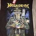 Megadeth: Symphony Of Destruction T-Shirt