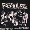 Regulate - TShirt or Longsleeve - Regulate: *rare* New York Straight Edge t-shirt w/members on the front