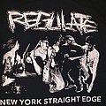 Regulate: *rare* New York Straight Edge t-shirt w/members on the front