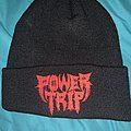 Power Trip: 2016 *rare* red logo beanie
