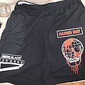 Harms Way: *exclusive* Melt The Sun 2019 tour shorts  Other Collectable